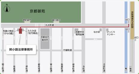 京阪電車地図